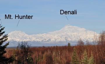Hunter vs Denali