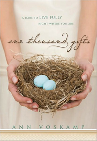 One Thousand Gifts Cover