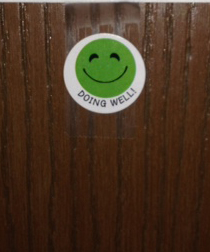 doingwellsticker