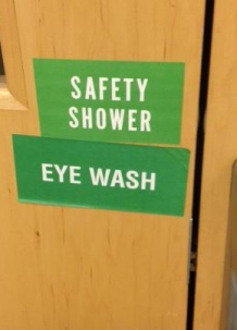 safetyshower